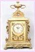 Traditionally-styled clock wholesale supplier from China exporter wholesale classic metal replica of yesterday year's elegant clock