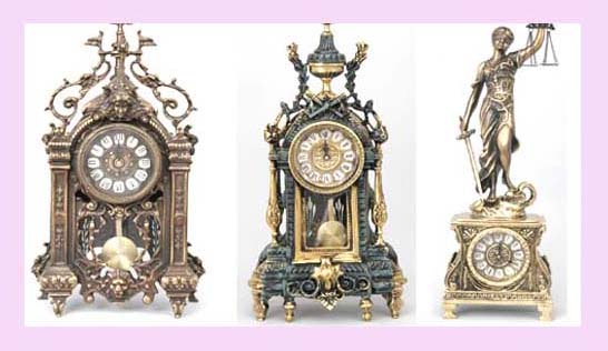 export of china clock - China import Mantel Clock