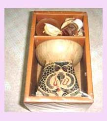 wholesale home decor set promotion - oil burner set packaged with candles and oil